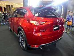 Mazda CX-5 XD L Package 4WD (LDA-KF2P) rear.jpg