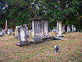 McKown Plot, Bethany Cemetery, 2015-10-09, 01.jpg