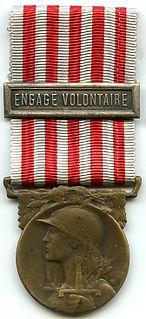 1914–1918 Commemorative war medal (France)