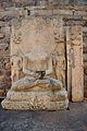 Meditating Buddha - North Gateway - Stupa 1 - Sanchi Hill 2013-02-21 4453.JPG