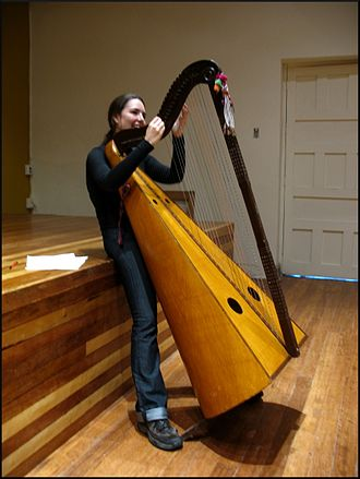 Harp - Andean harp