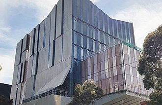 Faculty of Fine Arts and Music, University of Melbourne - Image: Melbourne Conservatorium