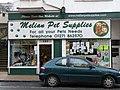 Melian Pet Supplies, No.121 The High Street, Ilfracombe. - geograph.org.uk - 1269025.jpg