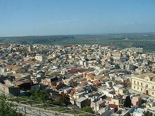 Melilli,  Sicily, Italy