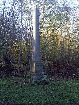 Memorial to Henry John Robert Osborn - geograph.org.uk - 2148810