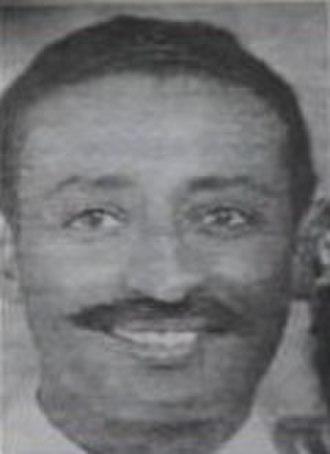 1960 Ethiopian coup attempt - Mengistu Neway