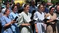Mennonite choir in Dupont Circle -01- (50566523291).png