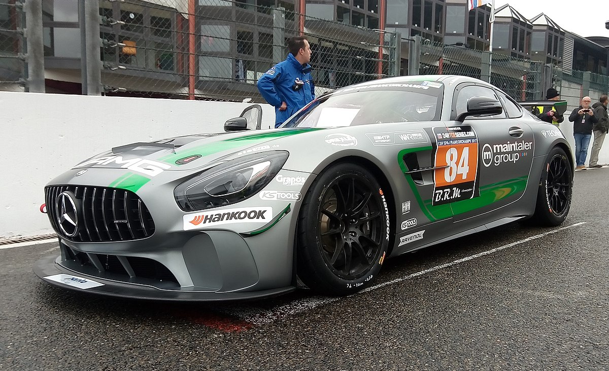 Mercedes-AMG GT4 – Wikipedia