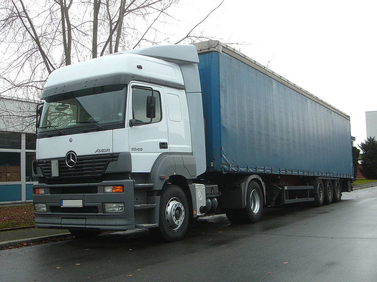 Mercedes Benz Trucks Wiki