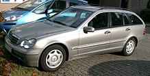 Mercedes W203 Kombi front 20071030.jpg