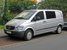 Image illustrative de l'article Mercedes-Benz Vito