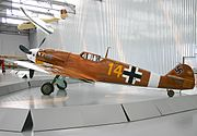 Messerschmitt Bf-109G-2, Germany - Air Force AN1195526.jpg