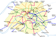 Métro Paris – Wikipedia