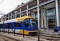 MetroTransit - Metro Green Line Light Rail Train at Robert Street Station (26162355335).jpg