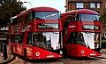 Metroline buses LT16 (LK13 FJN) & LT26 (LTZ 1026), 19 September 2013.jpg