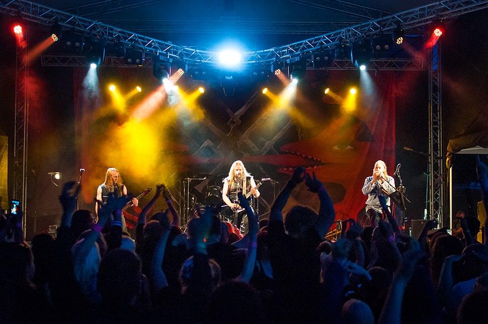 Metsatöll - Rakuuna Rock 2014
