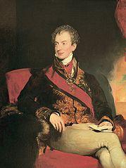 Klemens Wenzel von Metternich.