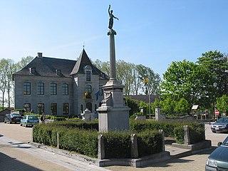 Mettet Municipality in Namur Province, Belgium