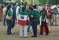 Mexico-Fans in Frankfurt 2005.jpg