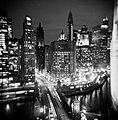 Michigan Boulevard at Night - panoramio.jpg