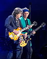 Mick Taylor and Keith Richards Rolling Stones in Hyde Park (2013) cropped.jpg