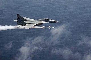 R-27 (air-to-air missile) Air-to-air missile