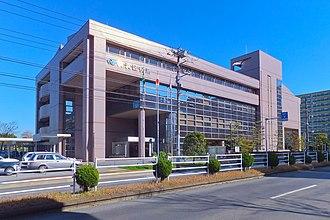 Mihama-ku - Mihama Ward Office (Dec 11, 2011)
