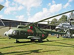 Mil Mi-8T at Central Air Force Museum Monino pic1.JPG