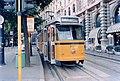 Milano tram pza Castello 1990.jpg