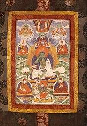 anonymous: Milarepa (1040-1123)