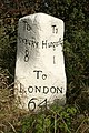 Mile stone - geograph.org.uk - 603903.jpg