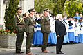 Military Ceremonial at Arbour Hill Cemetery 2014 001 (13950174650).jpg