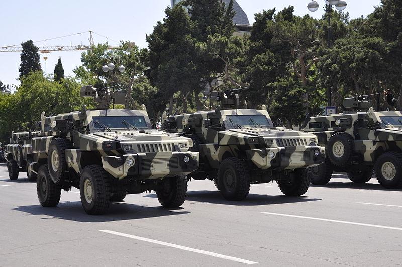 Same. Parade in Baku, army day