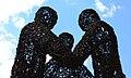 """Millstatt - Skulptur """"Kärntens drei Kulturen""""1.jpg"""