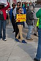 Milwaukee Public School Teachers and Supporters Picket Outside Milwaukee Public Schools Adminstration Building Milwaukee Wisconsin 4-24-18 1000 (27863932628).jpg