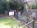 Miniature Railway Level Crossing, Barking Park - geograph.org.uk - 1732201.jpg