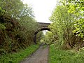 Minor road bridge crossing the Trans Pennine Trail near Penistone - geograph.org.uk - 1277654.jpg