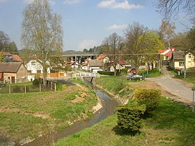 Mirosovice PH CZ Karlin and V Lipach streets towards NW 059.jpg