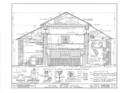Mission San Juan Bautista, Second Street, San Juan Bautista Plaza, San Juan Bautista, San Benito County, CA HABS CAL,35-SAJUB,1- (sheet 13 of 38).png