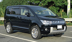 Image illustrative de l'article Mitsubishi Delica D5