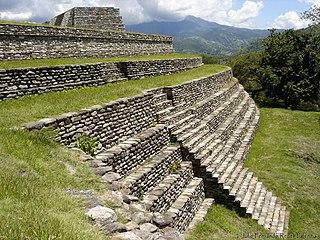 Mixco Viejo human settlement