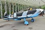 Mock-up of Lavochkin-Gorbunov-Gudkov LaGG-3 '24 white' (38732558671).jpg