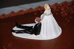 Model Shotgun wedding