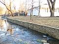 Mohyliv-Podilskyi city park 11.jpg