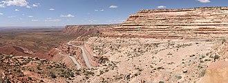 Utah State Route 261 - Moki Dugway.