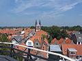 Molen De Hoop, Zierikzee vanaf de molen (1).jpg