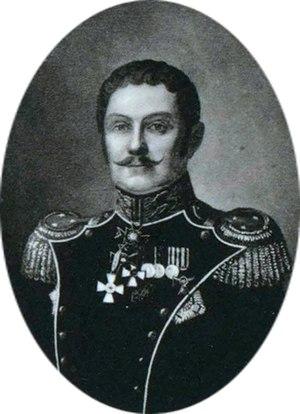 Alexander von Moller - Image: Moller Alexandr Fedorovitch
