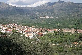 Mombeltrán,  Nordkastilien, Spanien