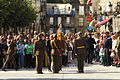 Momento de la Jura de Bandera por veteranos de las Fuerzas Armadas (15262703340).jpg