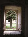 Monasterio del Paular 25 Claustro desde celda.JPG